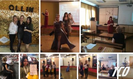 Призёры V Международного фестиваля красоты и стиля «New Style Baikal - 2019»